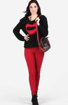 Check out Kiss Me, I'm A Fashionista at DailyLook