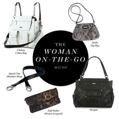 GIFT-GIVING GUIDE: For the 'Woman On the Go'  http://janna.miche.com