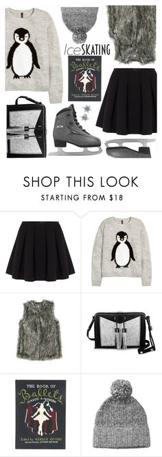 """So Cute: Ice Skating Style"" by the-reluctant-dragon ❤ liked on Polyvore featuring Polo Ralph Lauren, H&M, Vince Camuto, Carianne Moore, Olympia Le-Tan, rag & bone, Pandora and iceskatingstyle"