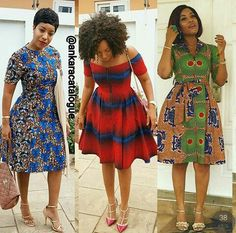 I have the red outfit, one of my favourite outfits from and still is. It can be worn both as a formal wear and dinner. African Print Dress Designs, African Print Dresses, African Print Fashion, African Fashion Dresses, Ethnic Fashion, African Dress, Ankara Fashion, African Attire, African Wear