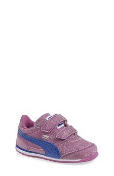 PUMA 'Steeple Glitz' Sneaker (Baby, Walker, Toddler & Little Kid) available at #Nordstrom