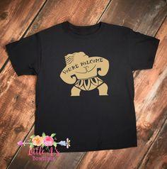 Maui shirt Moana Maui You're welcome Moana by LittleAsBowtique