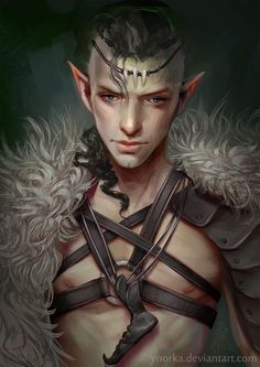Is this young Solas? Dragon Age Inquisition (DA:I) Solas the Dread Wolf Dragon Age Solas, Dragon Age Origins, Character Portraits, Character Art, Dragon Age Games, Dragon Age Series, Night Elf, Dragon Age Inquisition, Dreads