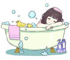 Cute Anime Chibi, Anime Girl Cute, Anime Neko, Kawaii Anime Girl, Otaku Anime, Anime Art Girl, Manga Anime, Chat Kawaii, Kawaii Chan
