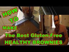 Healthy Gluten-Free Brownies (Best Brownie Recipe)