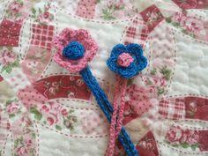 Crochet bracelet...