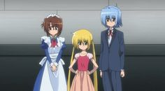 Hayate The Combat Butler: Can't Take My Eyes Off You Episode #09 Anime Review
