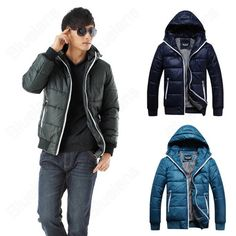 Discount China china wholesale Winter Korean Mens Stand Collar Short Slim Hooded Fashion Warm Jacket Coat Outwear [30000] - US$31.24 : DealsChic