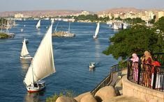 How to See the Nile River: The Nile River, recognized as the longest in the world, passes through 11 countries.