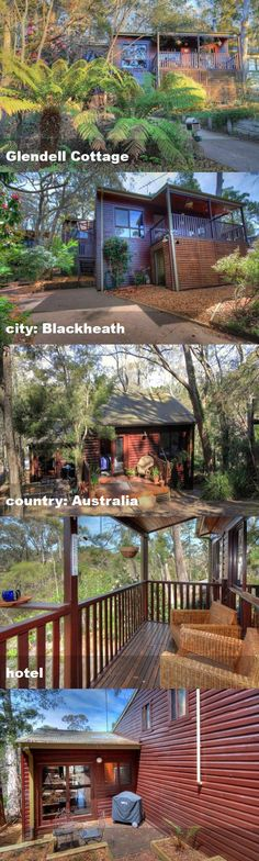 Glendell Cottage, city: Blackheath, country: Australia, hotel Australia Hotels, Pergola, Cottage, Outdoor Structures, Tours, Cabin, Country, House Styles, City