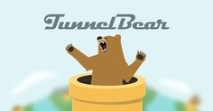 Tunnel Bear for Windows 10 Free Download