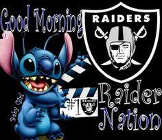 Good Morning Raider Nation