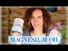 How to make a Magnesium oil and the incredible Benefits of Magnesium - YouTube