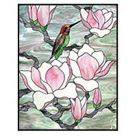 Free Pattern, Spring Magnolia