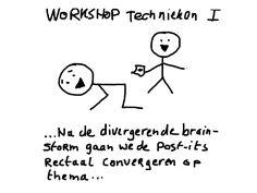 Workshoptechnieken deel I