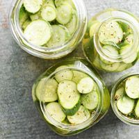 Best Ever Dill Pickles Recipe...3 - 3 1/4  pounds small pickling cucumbers  4  cups water  4  cups white vinegar  1/2  cup sugar  1/3  cup pickling salt  6  tablespoons dillseeds