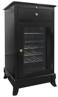 Costco Wine Cooler Cabinet Really Nice Furniture And This Refrigerated