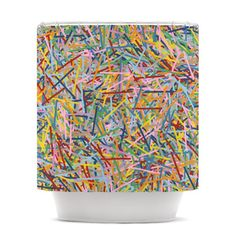 More Sprinkles Shower Curtain