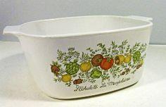 Google Image Result for http://cn1.kaboodle.com/img/b/0/0/178/2/AAAAC1GM6_MAAAAAAXgqWQ/vintage-corningware-casserole-dish--spice-of-life--3-quart--1970s.jpg%3Fv%3D1313346822000