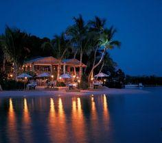 Little Palm Island, Little Torch Key Fla