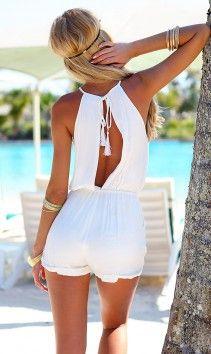Summer Paradise Playsuit