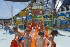 #MSCKreuzfahrten #Ferien Patrick Star, Patrick Spongebob, Kegel, Kind, Ferris Wheel, Travel, Cruises, Voyage, Viajes