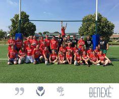 """Il nostro partner distributivo MiTi SpA ha organizzato il suo team building stagionale """"scendendo in campo"""" con una squadra che è un autentico orgoglio e mito sportivo per l'Italia: la Benetton Rugby!"""