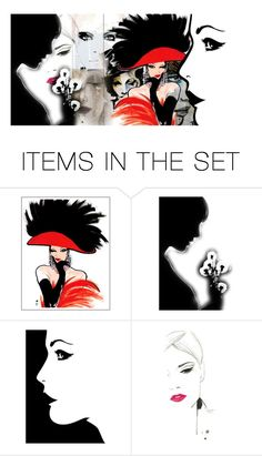 """We are woman.........."" by no-where-girl ❤ liked on Polyvore featuring art"