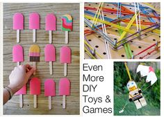 cute summertime matching game... could also do something like this for christmas with trees!