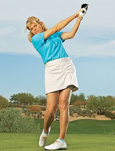 Looking to gain a few yards off the tee? 10 Really Great Power Tips for Women