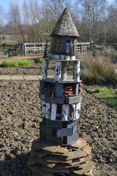 Bug Hotel at the Lon