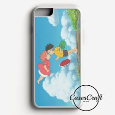 Ponyo On The Cliff iPhone 7 Case | casescraft