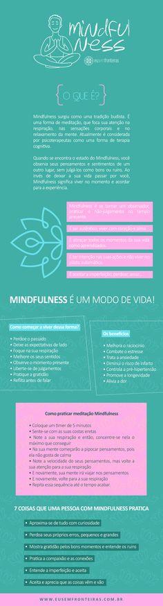Mergulhe no mindfulness! Compreenda o poder da atenção plena.
