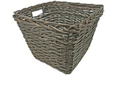 Manor Wicker Log Basket Tytherton 40 x 50 x 50 #0390