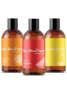 Natural Body Wash Bundle - Citrus Organic Body Wash, Natural Body Wash, Packaging Design, Packaging Ideas, Cleanse Your Body, Bath Or Shower, Organic Essential Oils, Whiskey Bottle, Insta Ideas