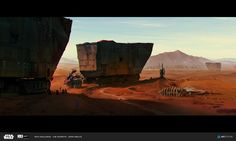 ILM Art Department Challenge 2016, John Grello's submission