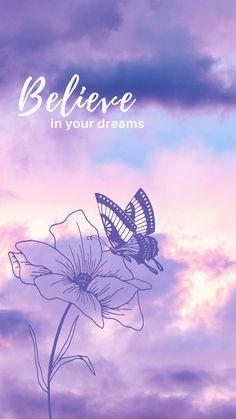 Purple Quote Wallpaper