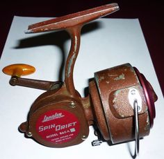 Vintage garcia mitchell 304 fishing reel by for Garage ad les moulinets