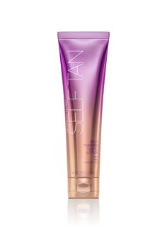 VS Beach Sexy Self-Tanning Tinted Lotion. You need this.