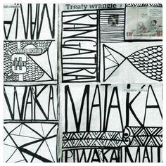 Gallery Walls, Art Gallery, Maori Patterns, New Zealand Art, Atelier D Art, Nz Art, Maori Art, Homeland, Amazing Art