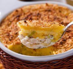 Que tal trazer um pouco de Portugal para o tradicional escondidinho? Essa é a receita ideal para quem quer misturar amigos com momentos saborosos.