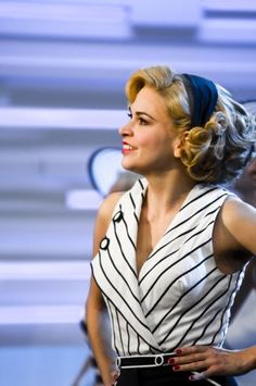 Sutton Foster as Reno Sweeney in Anything Goes!