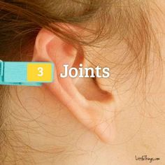 Clothespin Ear Reflexology: Amazingly, Putting A Clothespin On Your Ear Can Relief Pain Ear Reflexology, Stomach Problems, Pressure Points, Medical Advice, Massage Therapy, Health Remedies, How To Relieve Stress, Pain Relief, Alternative Health