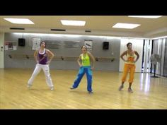 I thought it would be fun to bring gangnam style to my zumba class! Enjoy and happy zumba!!    The two other dancers are my friends... not zumba instructors. They agreed to participate to help give more 'life' to the video. Hopefully you can enjoy how it shows you can get a great work-out doing zumba despite your training and dance background.