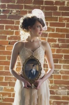 Vintage bride   //   Melissa McCrotty Photography