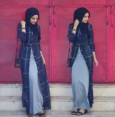 32 Ideas For Fashion Hijab Casual Dresses Muslim - 32 Ideas For Fashion Hijab Casual Dresses Muslim Source by fawziaregreg - Islamic Fashion, Muslim Fashion, Modest Fashion, Fashion Dresses, Muslim Dress, Hijab Dress, Hijab Outfit, Muslim Hijab, Swag Dress