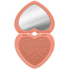 Too Faced Love Flush Long-Lasting Blush (2755 RSD) ❤ liked on Polyvore featuring beauty products, makeup, cheek makeup, blush, i will always love you and too faced cosmetics