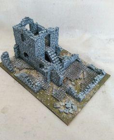 Wargames terrain scenery for warhammer mordheim hobbit lotr malifaux frostgrave | eBay!