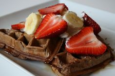Chocolate Waffles!
