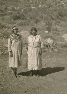 Chemehuevi women - 1908